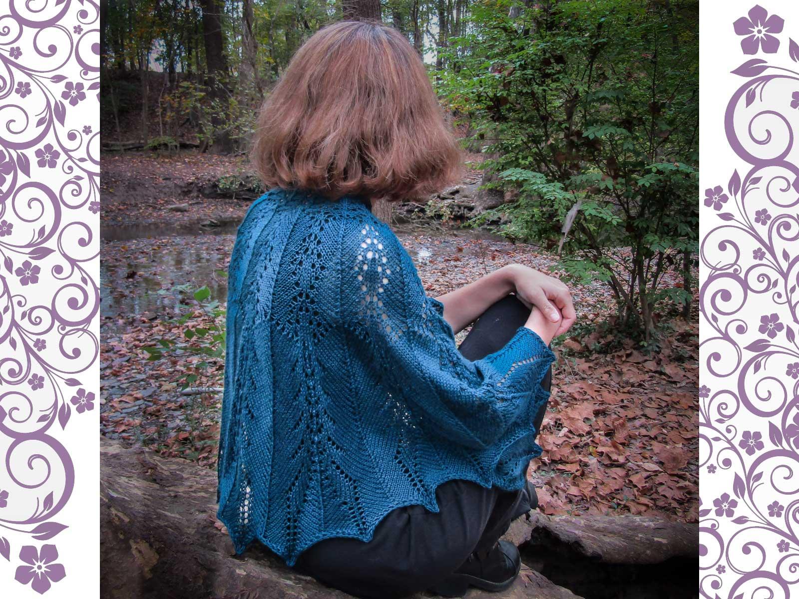 Knitting Patterns Galore - Hike to Marion Falls