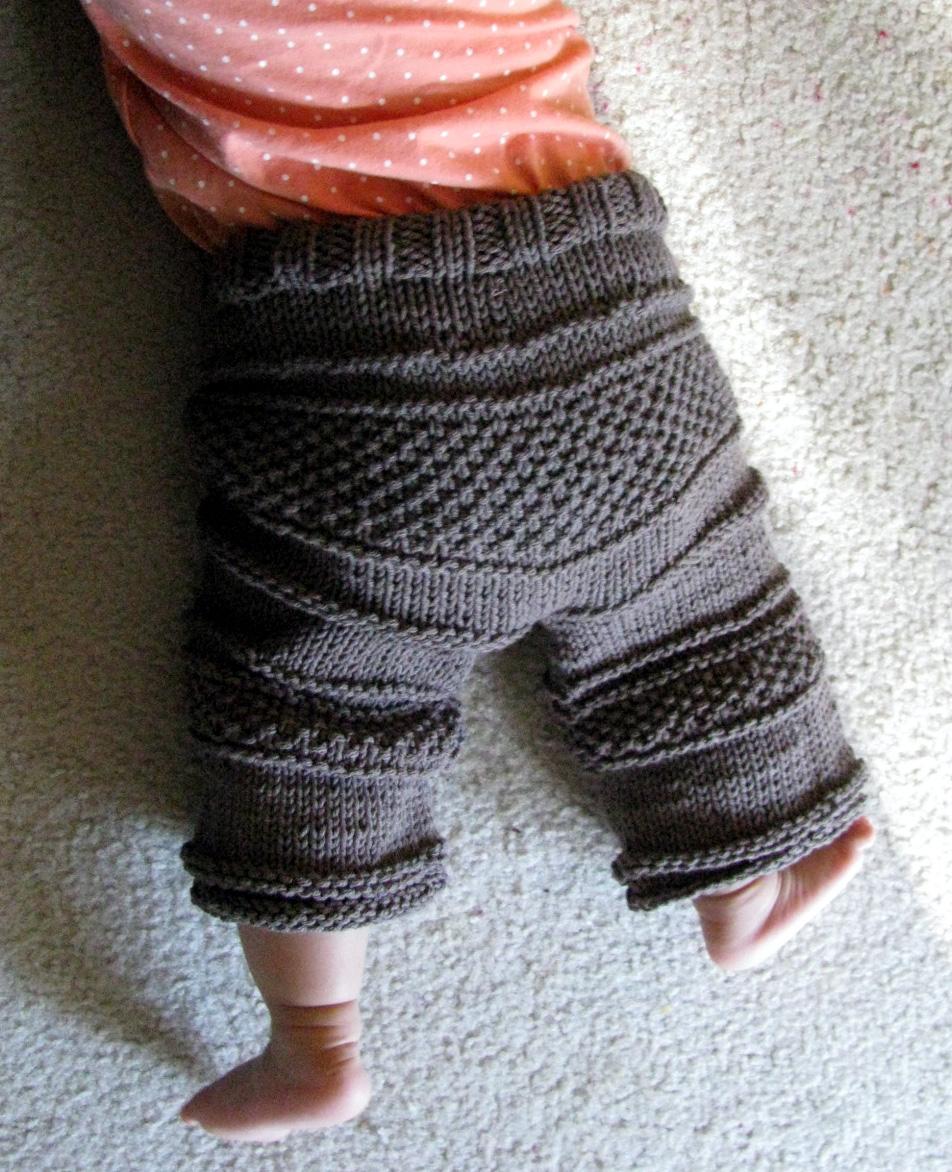 Knitting Patterns Galore Kanoko Pants