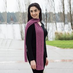 Isadora Lace Scarf