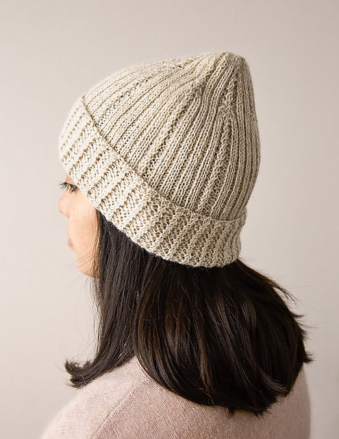 Knitting Patterns Galore - Mock Cable Columns Hat d0ff15017ef