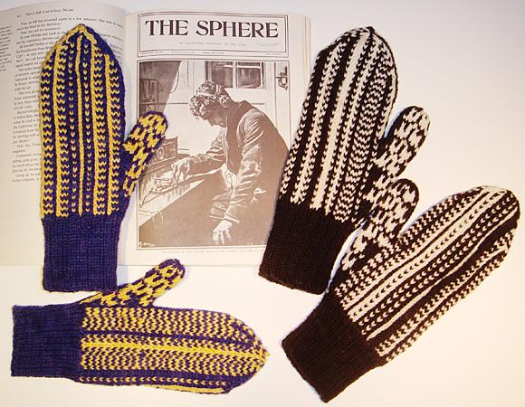 Knitting Patterns Galore - Morse Code
