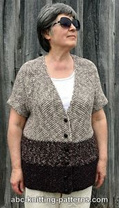 Heather of Cambria Seamless Cardigan