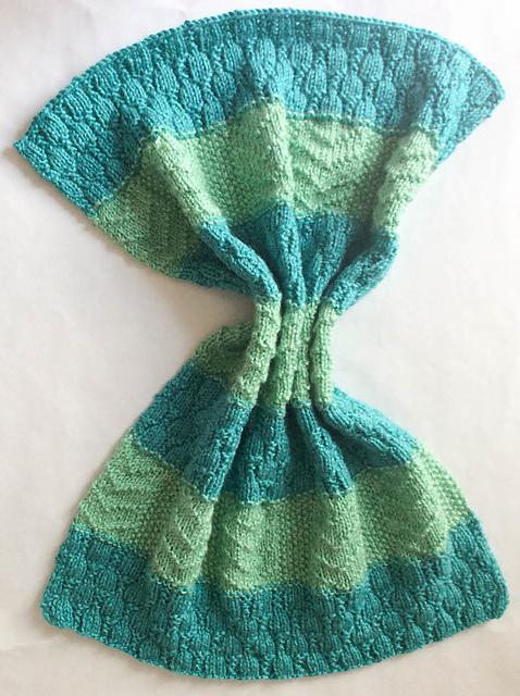 Knitting Patterns Galore Baby Bird Blanket