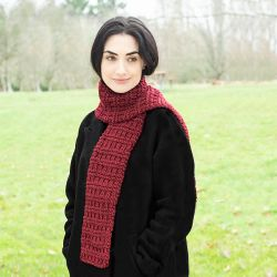 Vineyard Fence Scarf