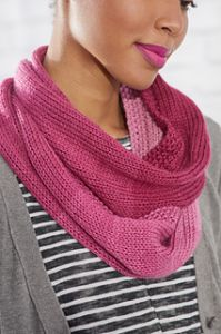 Easy Ombre Cowl