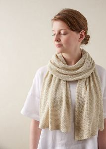 Rose Stitch Wrap
