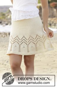 Embrace of the Sun Skirt