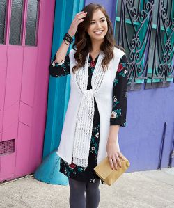 Casual Chic Vest