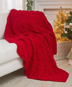 Have a Cool Yule Throw