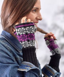 Nordic Pop Mitts