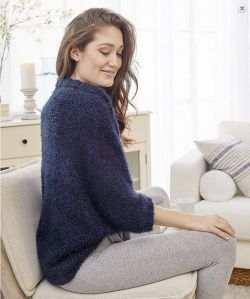 The Coziest Cocoon Sweater