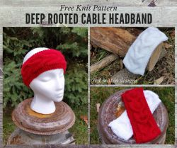 Deep Rooted Headband