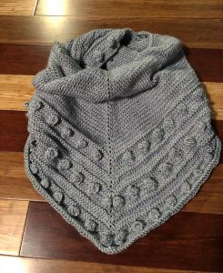 Bits and Baubles Kids Shawl