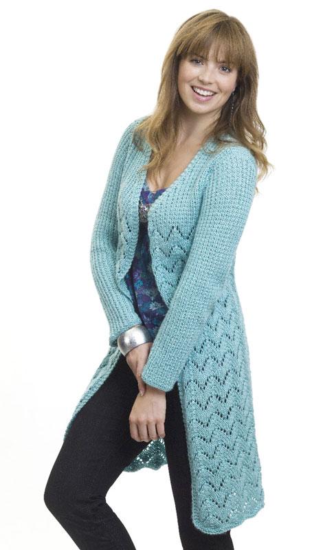 Knitting Patterns Galore - Sophia Cardi