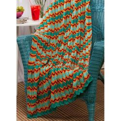 Southwest Ripple Throw