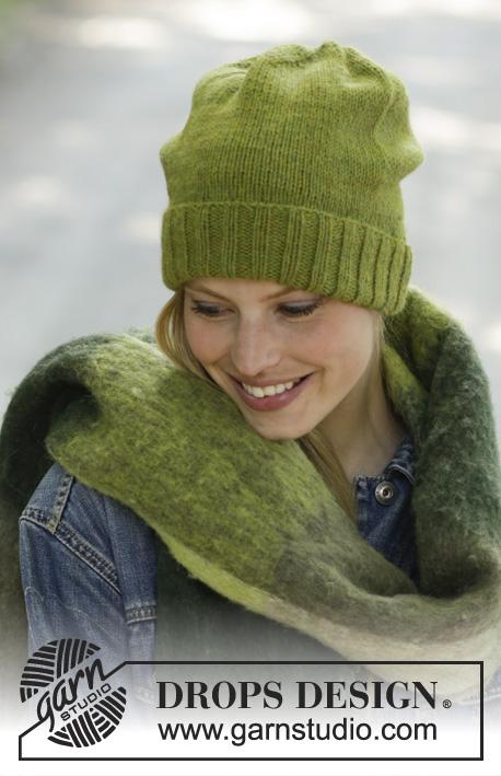Knitting Patterns Galore - Green Apple