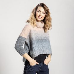 Universal Yarn Weightless Pullover