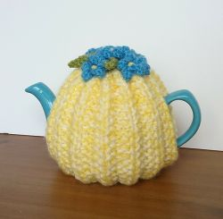 Rib One cup Tea Cosy