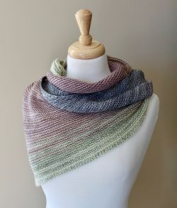 Blended Shawl