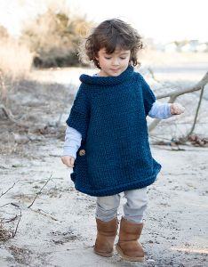 Easy Kid's Poncho