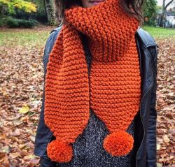 Tapered Scarf