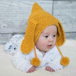 1613fce62 Knitting Patterns Galore - Baby >> Hats: 340 Free Patterns