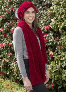 Winterberry Scarf