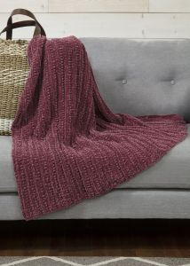 Cozy Rib Throw