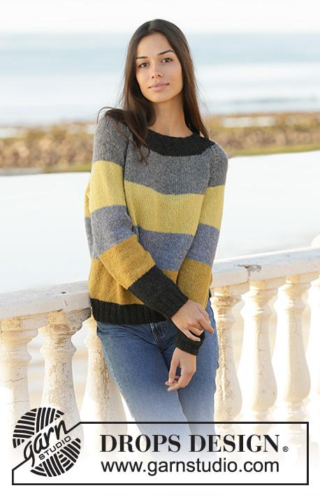 Knitting Patterns Galore - Bee Stripes