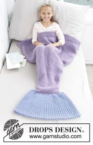 Cute Mermaid Blanket