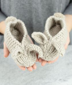 Family Bunny Slippers