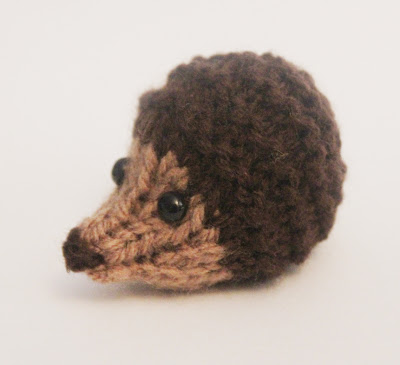 Knitting Patterns Galore Harry Hedgehog
