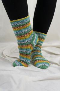 Time Step Socks