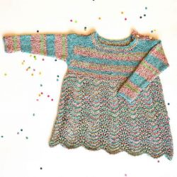 Universal Yarn Playtime Dress