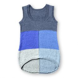Caron X Pantone Color Block Tank