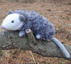 Ozzie the Opossum