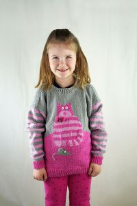 Cat and Mouse Sweater