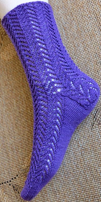 Knitting Patterns Galore - Most Lace