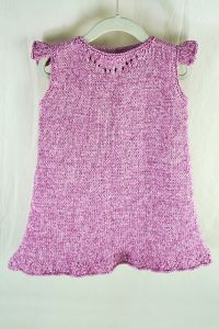 Girl's Flutter Tunic