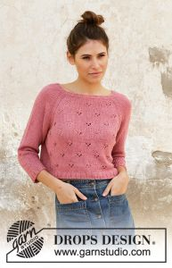Raspberry Kiss Jumper