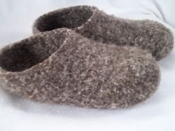 Felt Slippers for Adults