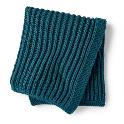 Squishy Fisherman's Rib Blanket