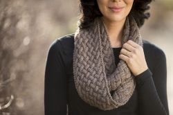 Steel Braided Cowl