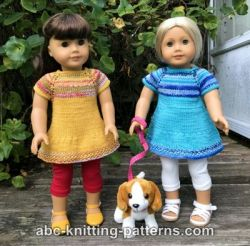 Touch of Modern Tunic for 18-inch Dolls