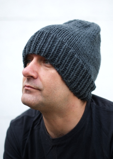 Knitting Patterns Galore - The Long Beanie 32ae168b3dd