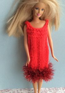 Barbie Glam and Glitter Dress