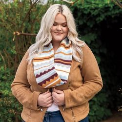 Voyager Infinity Scarf