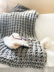 Chunky Throw Blanket