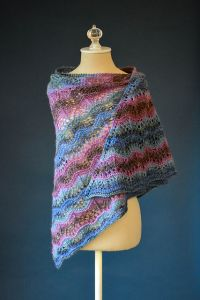 Juniper Berry Shawl