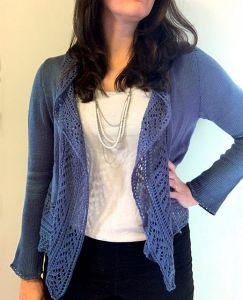 Lace Rhapsody Cardigan